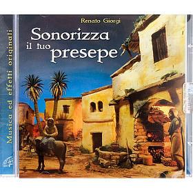 Sonorizza il tuo Presepe CD s1