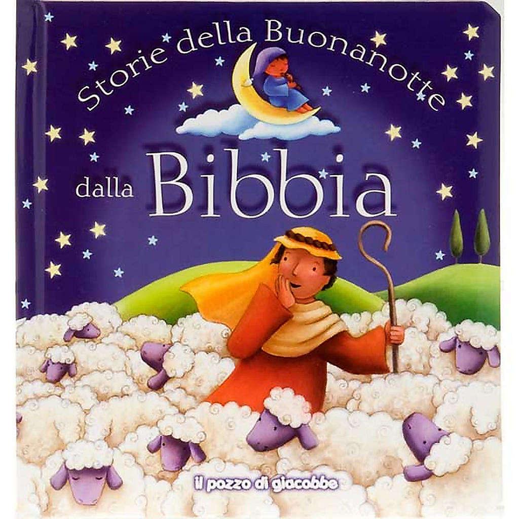 Storia della buonanotte dalla Bibbia 4