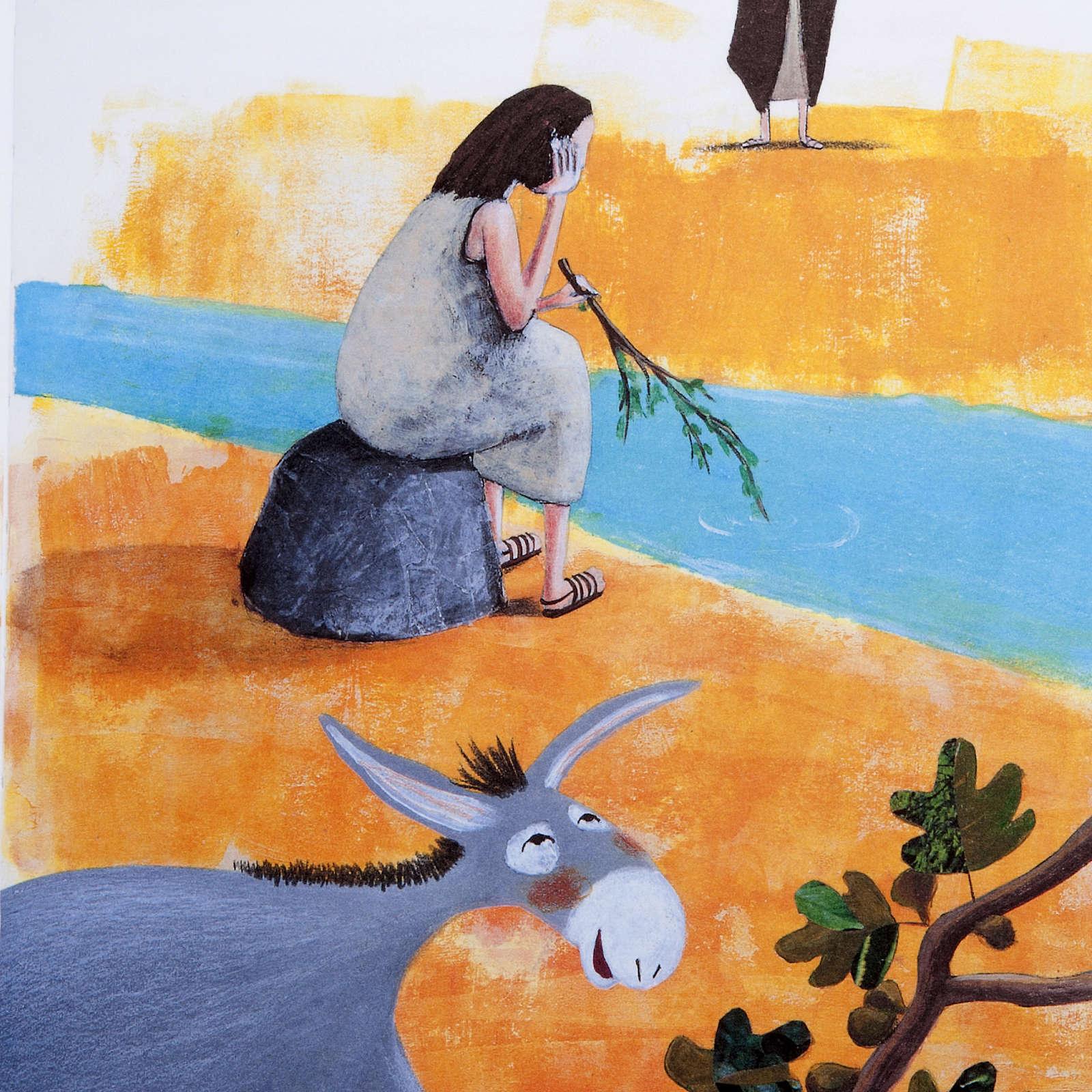 Io c'ero: un asino racconta Gesù 4