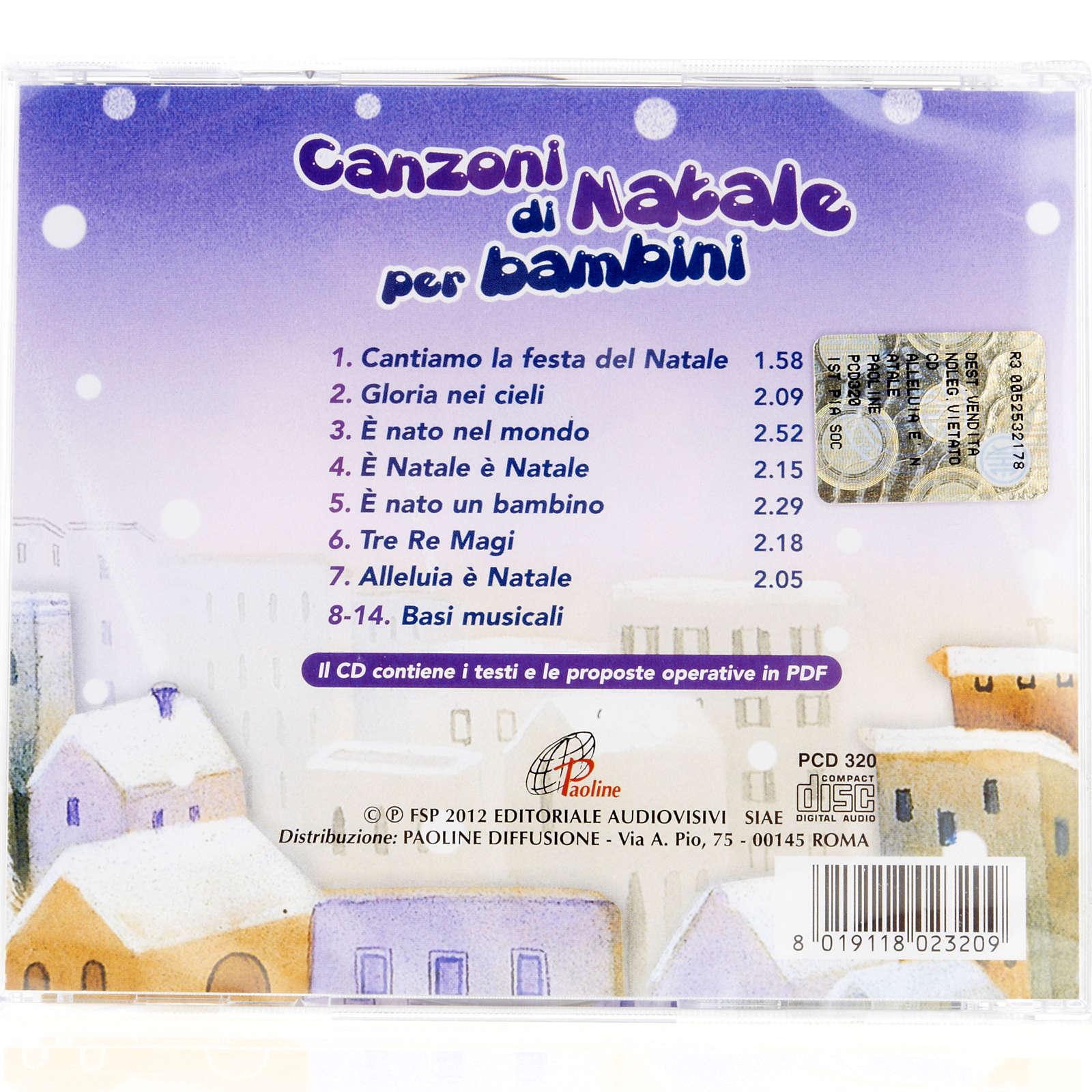 Alleluia è Natale CD 3
