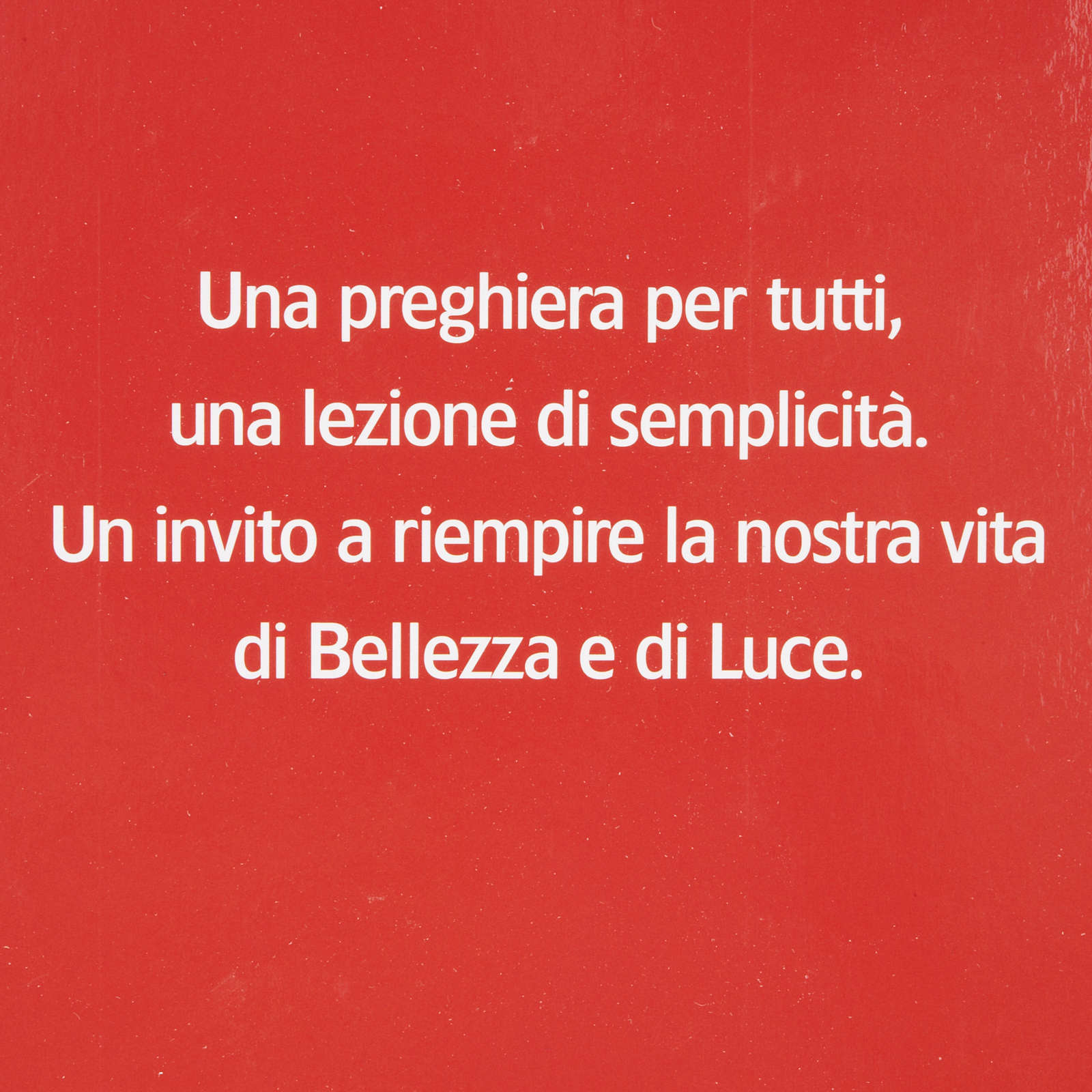 Preghiera semplice di Francesco d'Assisi 4