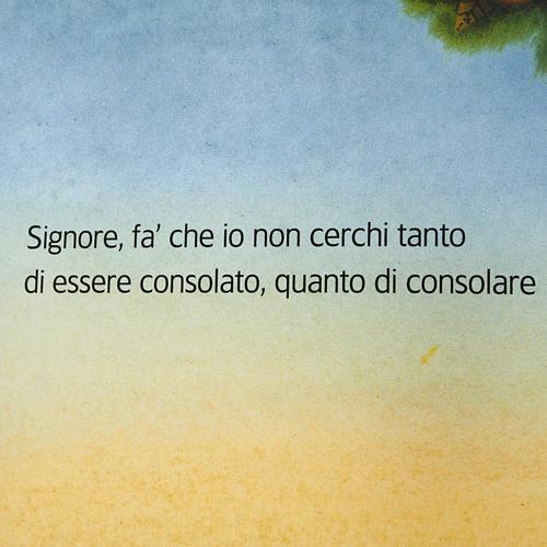 Preghiera semplice di Francesco d'Assisi 2
