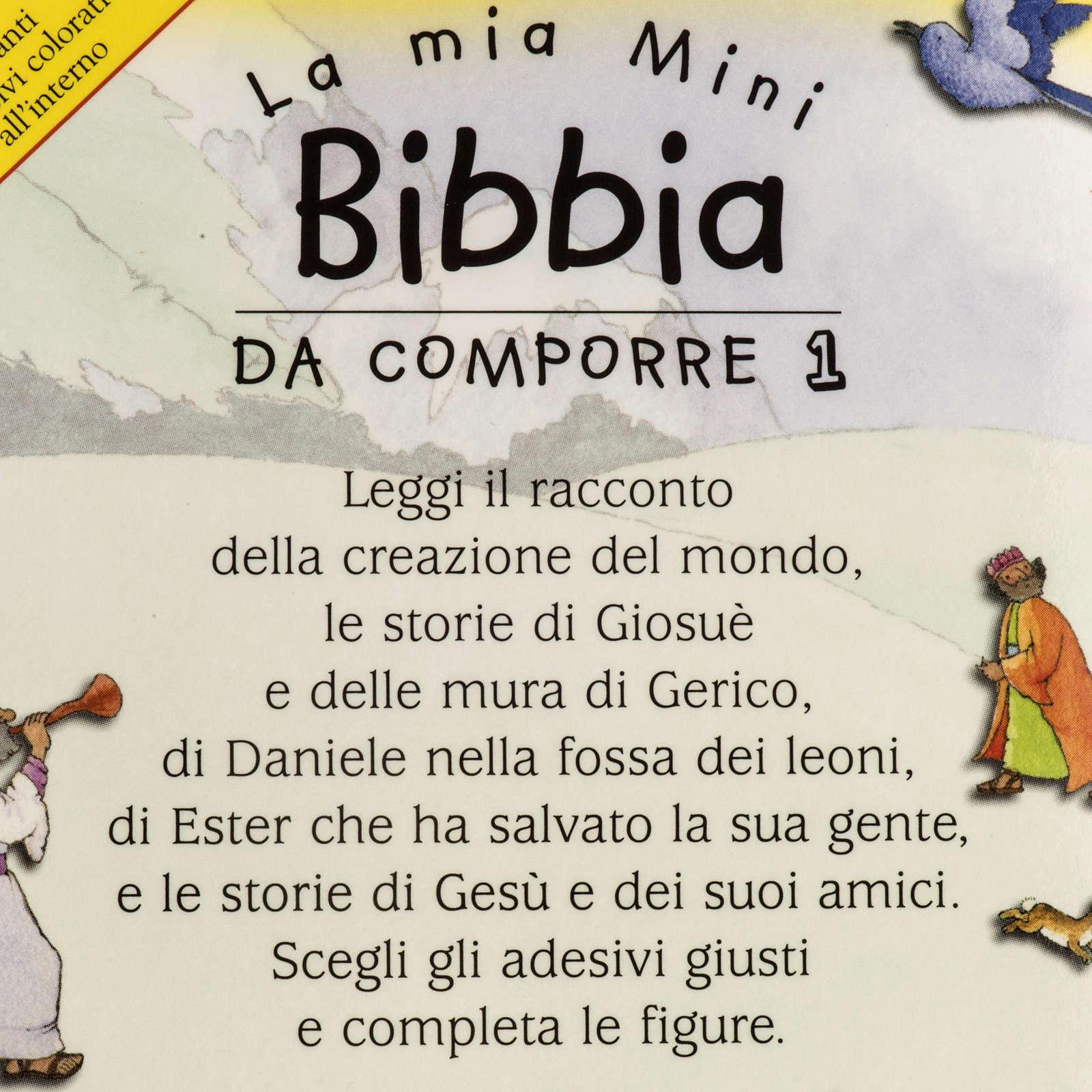 La Mia Mini Bibbia da comporre 1 4