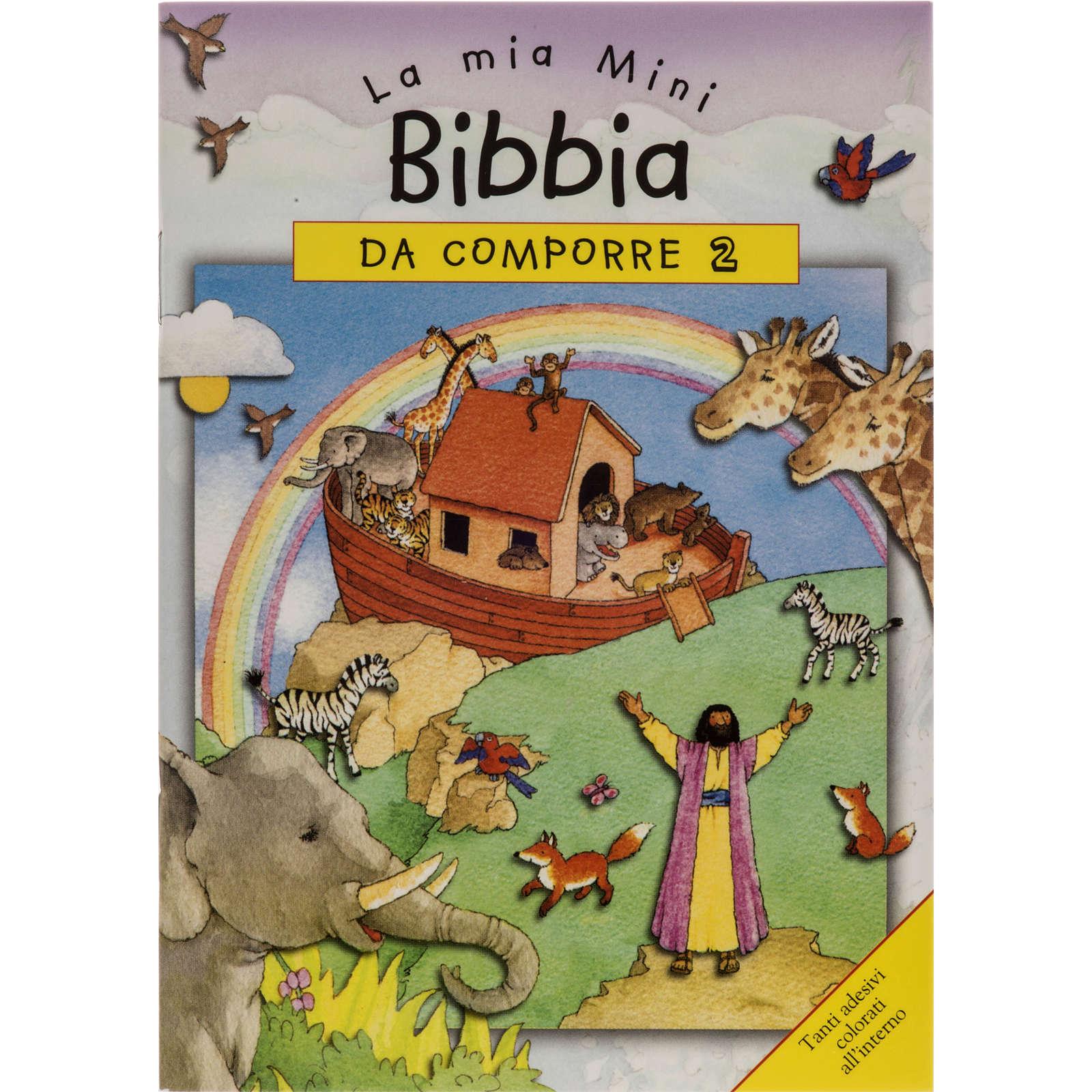 La Mia Mini Bibbia da comporre 2 4