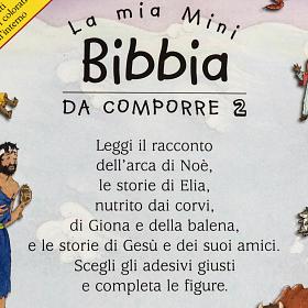 La Mia Mini Bibbia da comporre 2 s2
