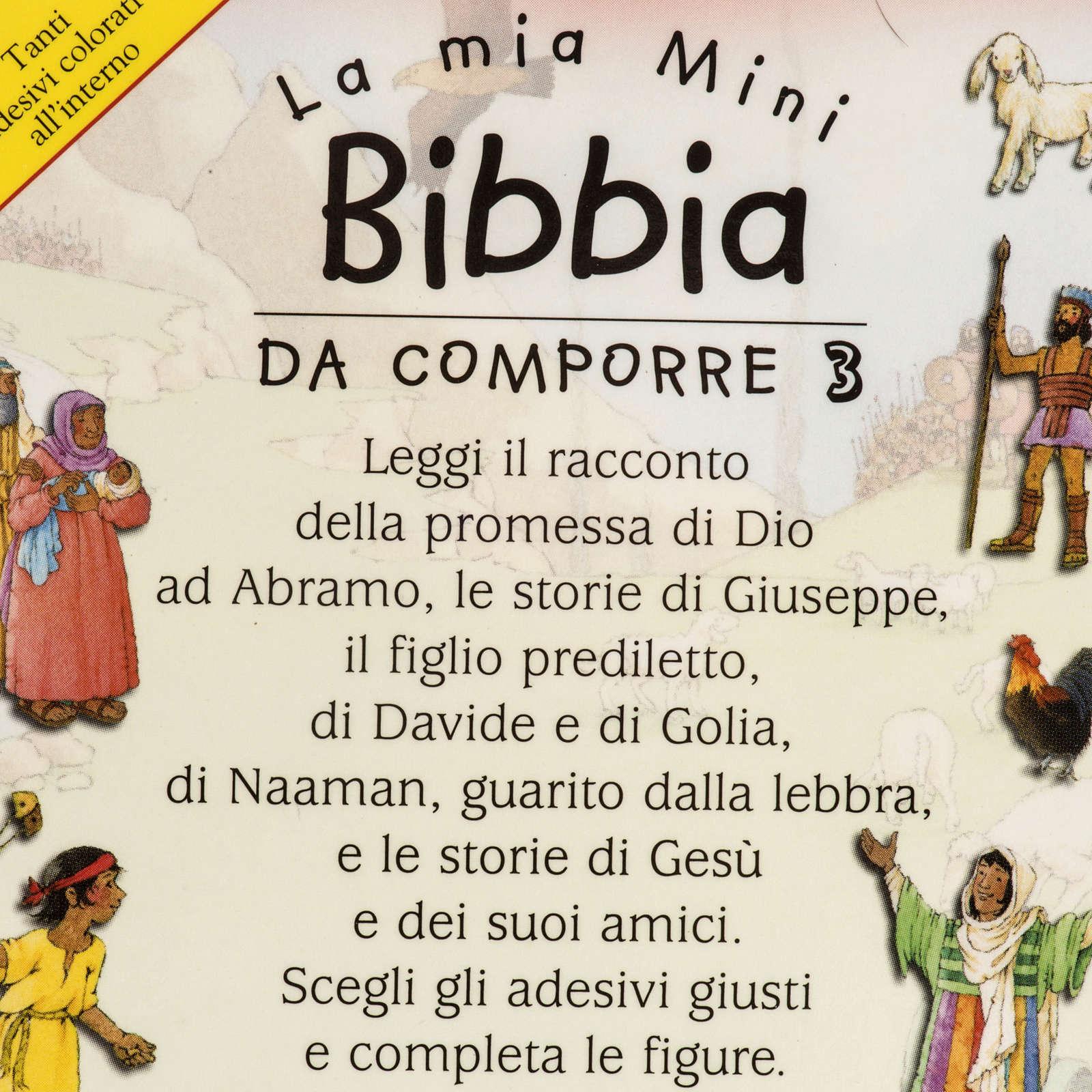 La Mia Mini Bibbia da comporre 3 4