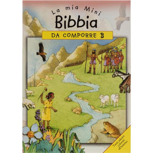 La Mia Mini Bibbia da comporre 3 1