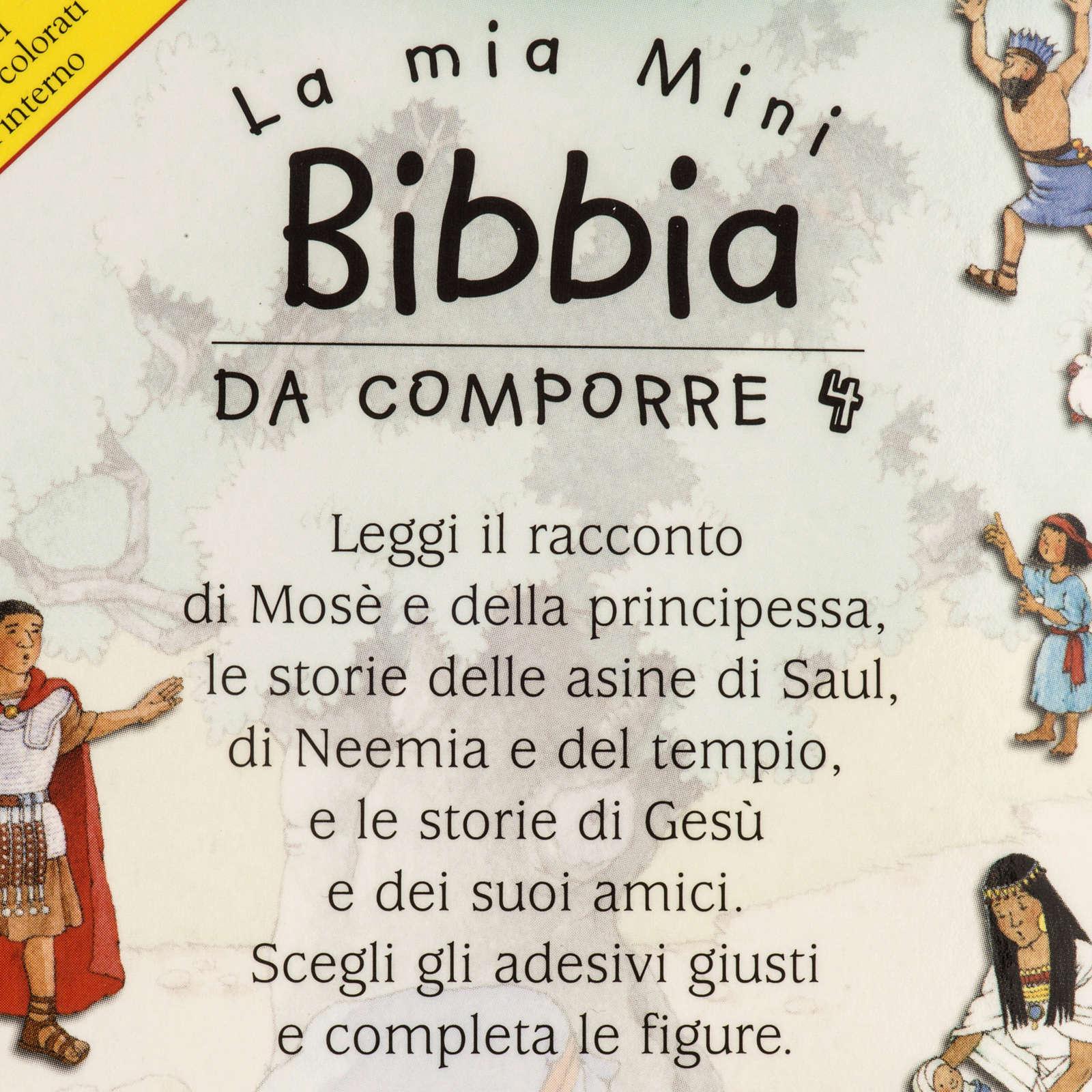 La Mia Mini Bibbia da comporre 4 4