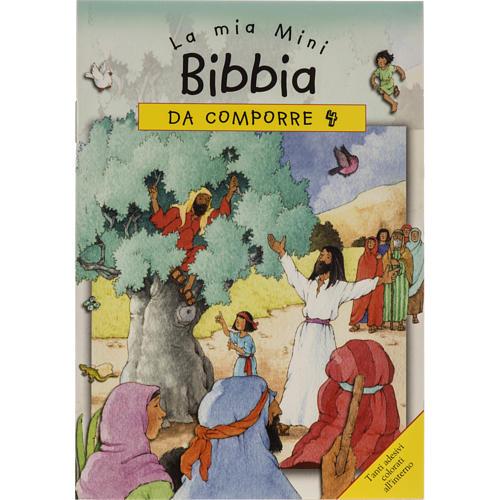 La Mia Mini Bibbia da comporre 4 1