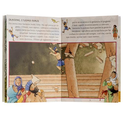 La Mia Mini Bibbia da comporre 4 3