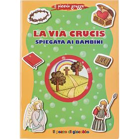 La Via Crucis spiegata ai bambini s1