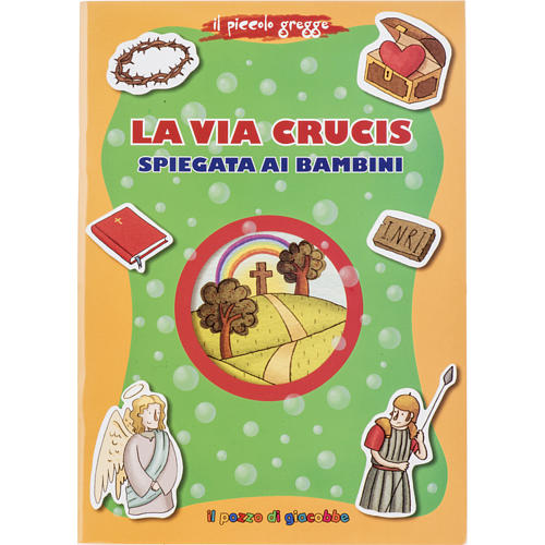 La Via Crucis spiegata ai bambini 1