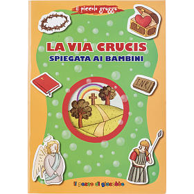 Via Crucis explained to children s1