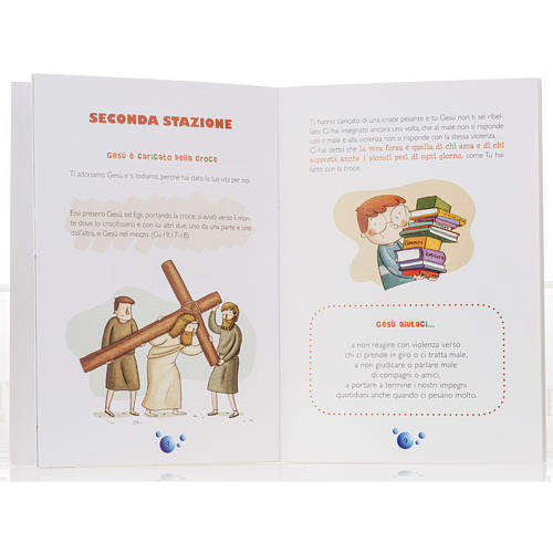 Via Crucis explained to children 2