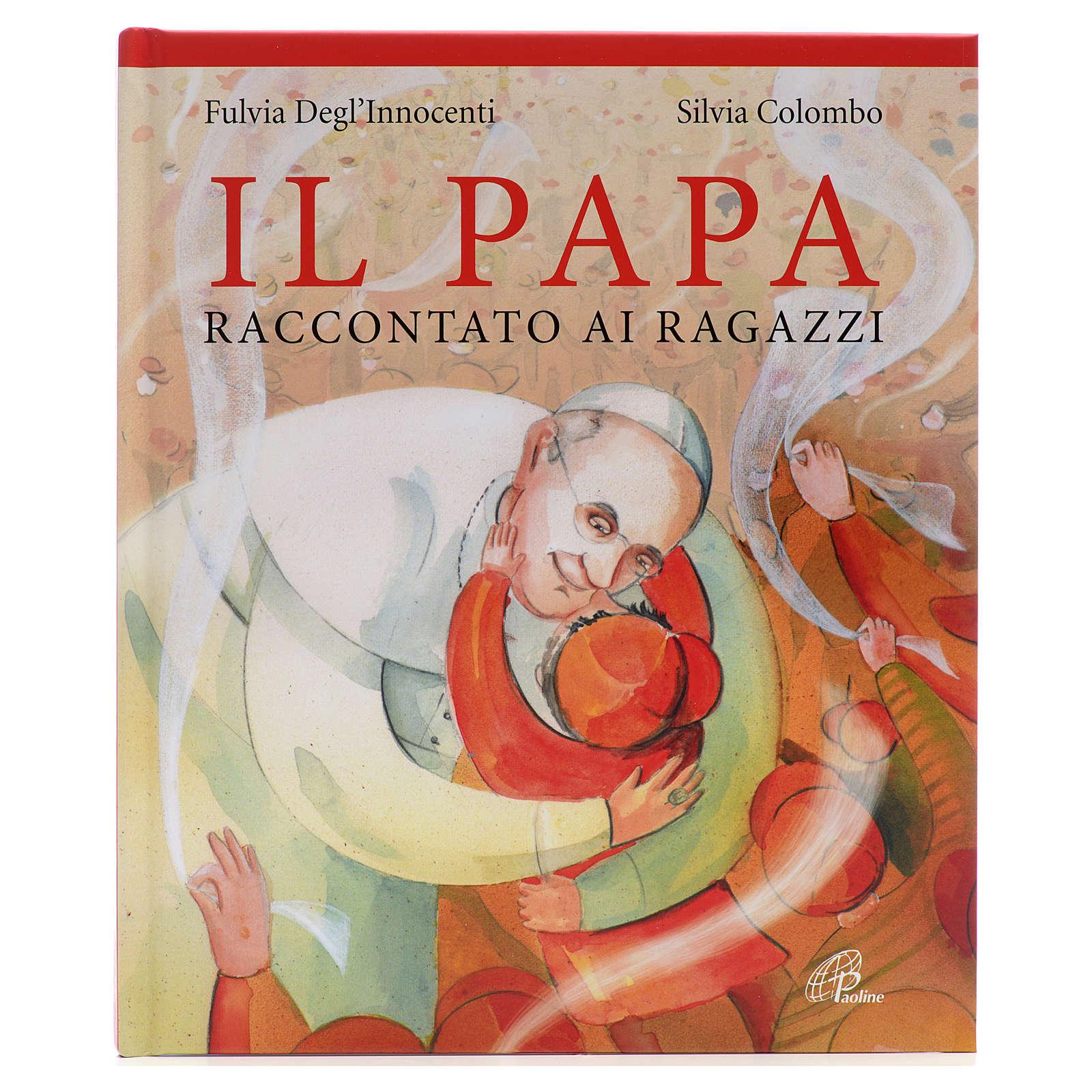 Il Papa raccontato ai ragazzi 4