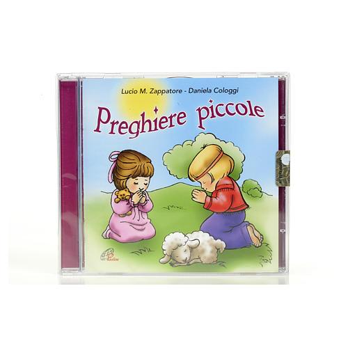 Preghiere Piccole - CD 1