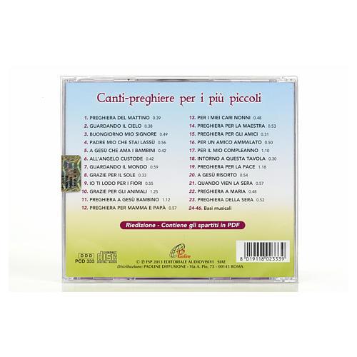 Preghiere Piccole - CD 2