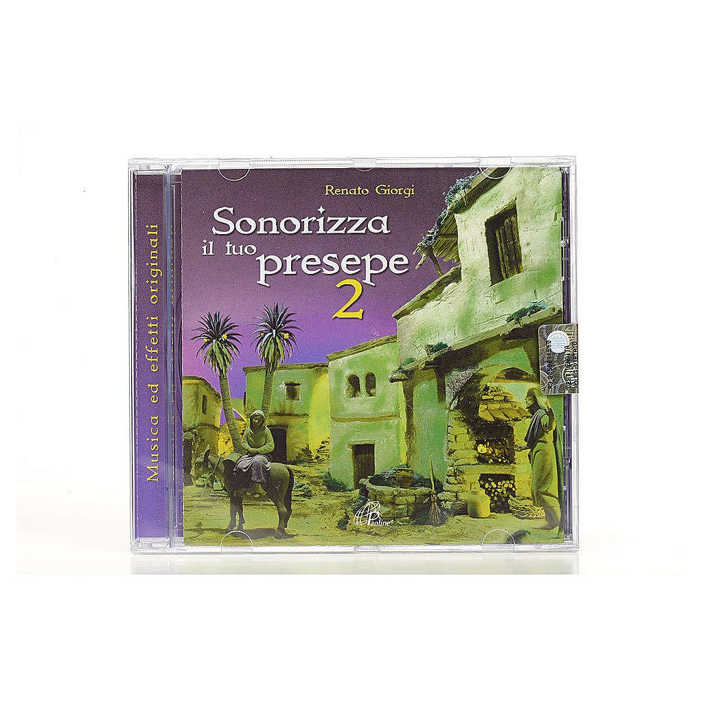 Sonorizza il tuo presepe 2 -CD 3