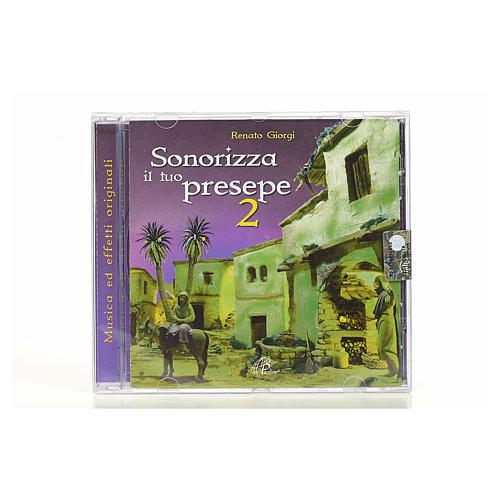 Sonorizza il tuo presepe 2 -CD 1
