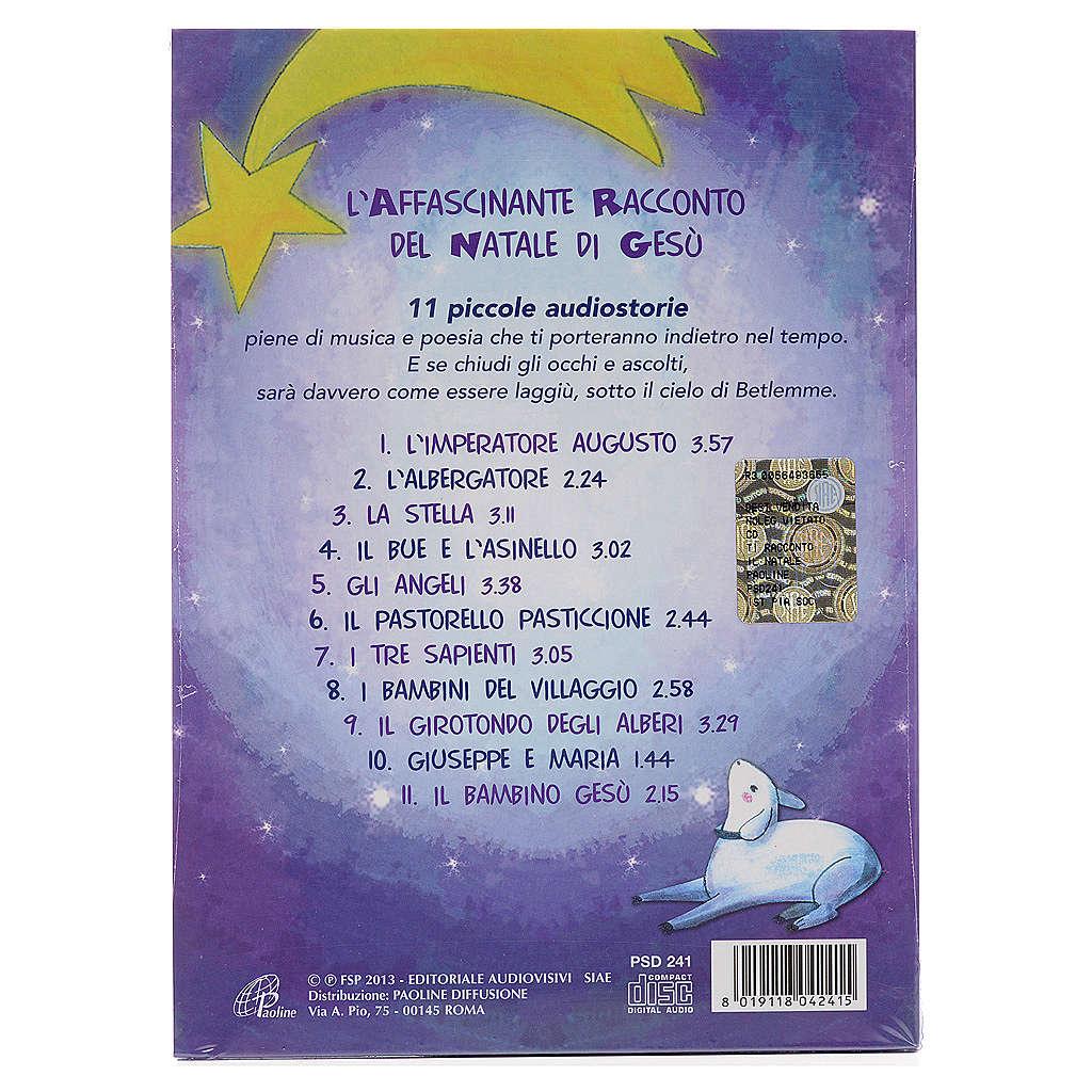 Ti racconto il Natale Libro e CD 3