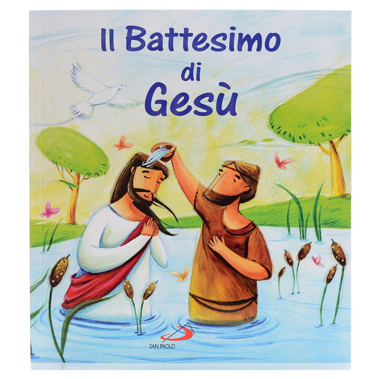 Il battesimo di Gesù 4