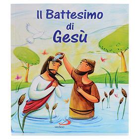 Libri per bambini e ragazzi: Il battesimo di Gesù