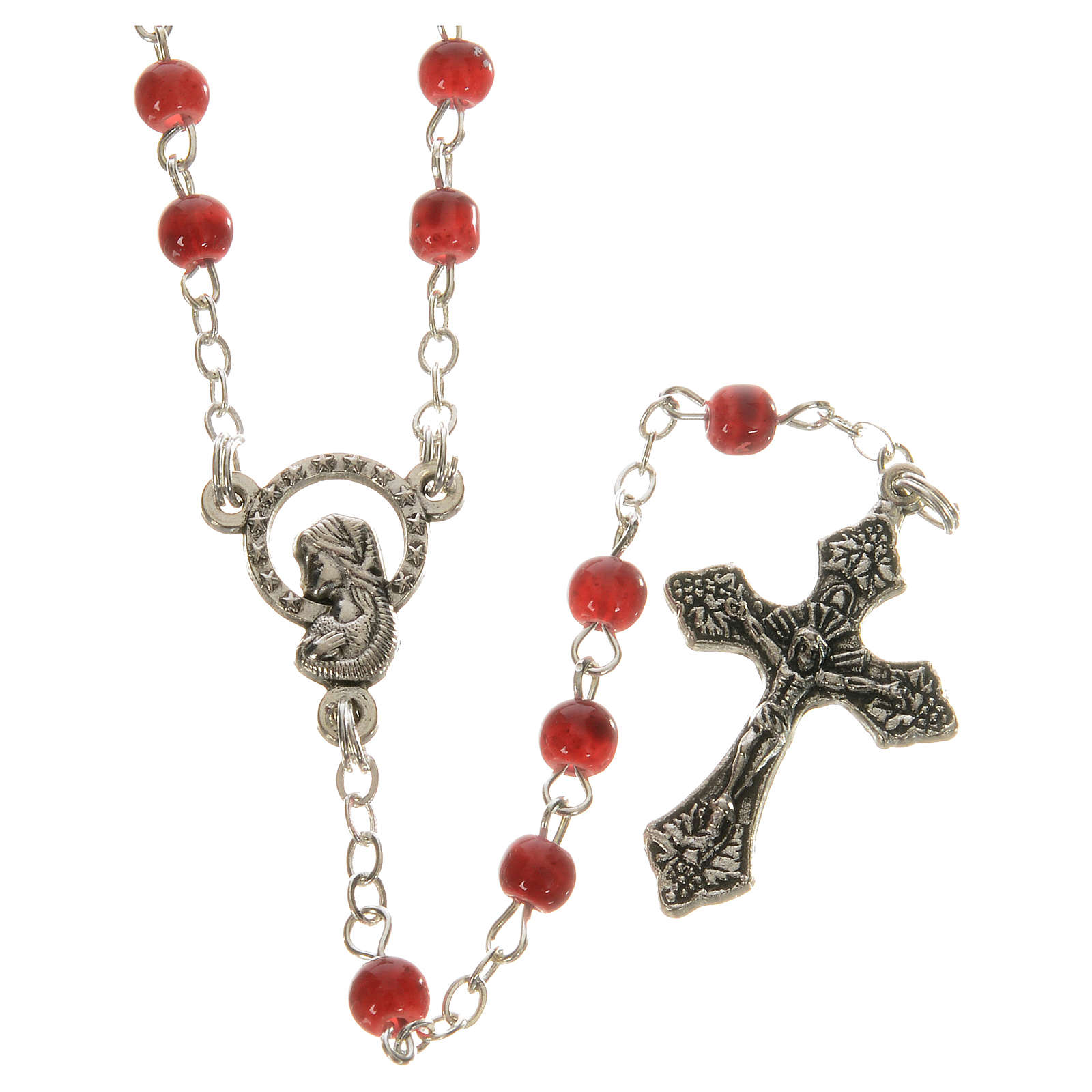Librito Santo Rosario San Juan XXIII con rosario 4