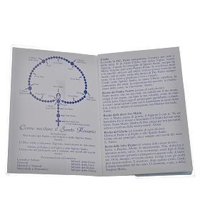 Librito Rosario Papa Francisco con rosario s2