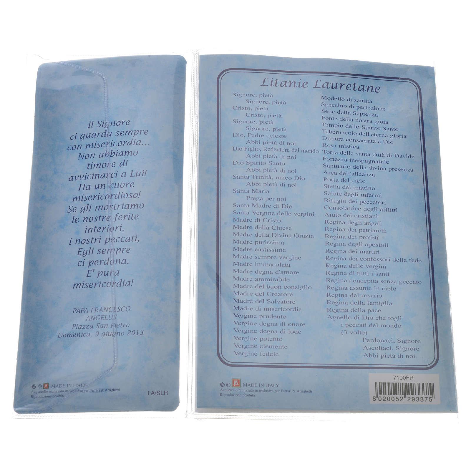 Libretto rosario Papa Francesco e rosario 4