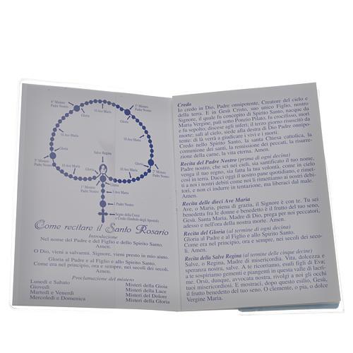 Libretto rosario Papa Francesco e rosario 2