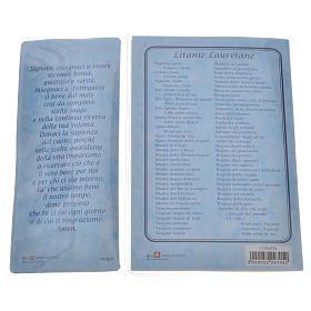 Livre Rosaire Marie qui défait les noeuds et chapelet IT s4