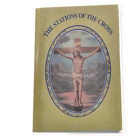Libretto con rosario The Station of The Cross INGLESE s1