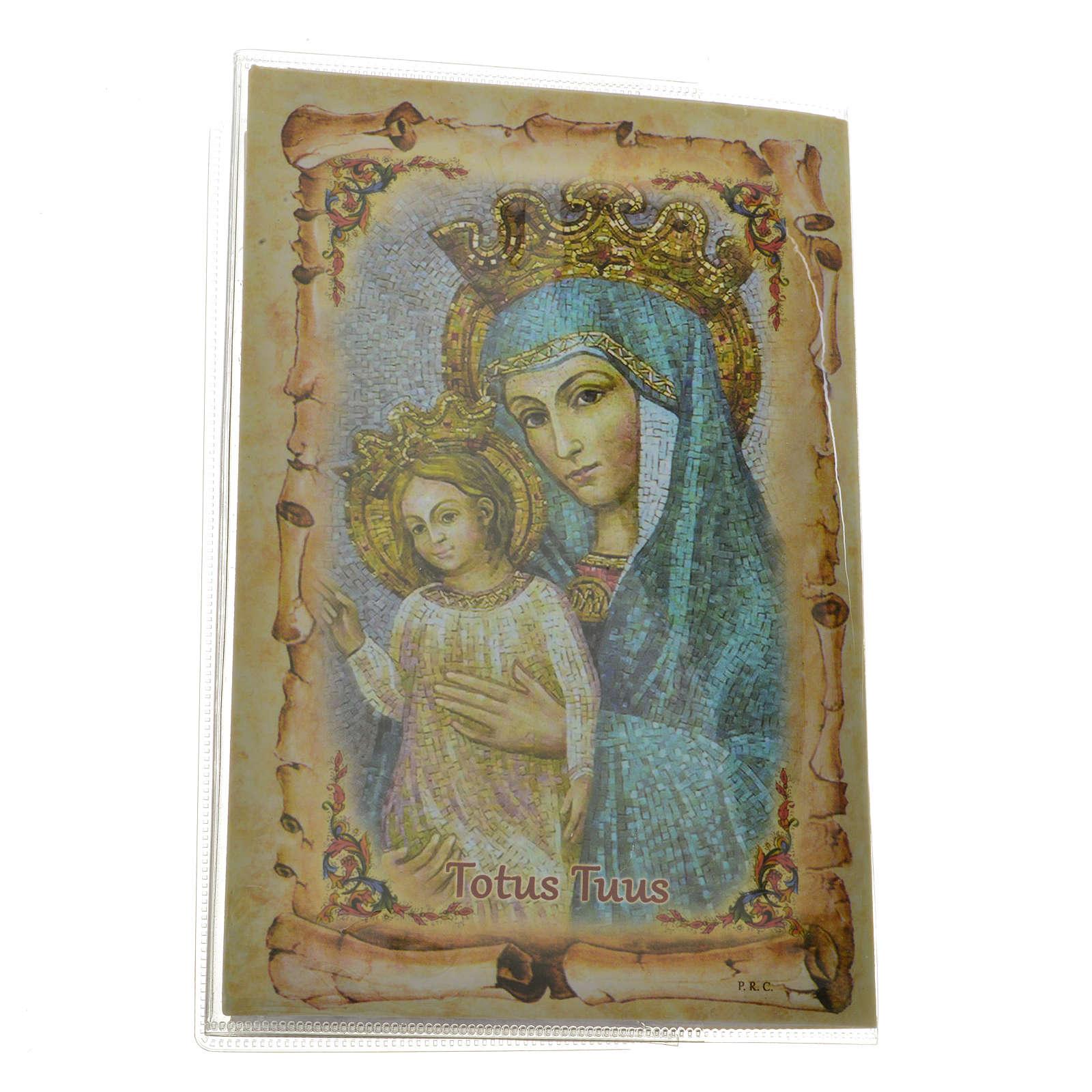 Libretto con rosario Santo Rosario Giovanni P. II 4