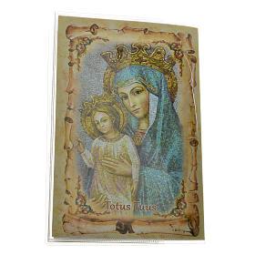 Libretto con rosario Santo Rosario Giovanni P. II s4