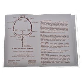 Libretto Santo Rosario Madonna Medjugorje s2