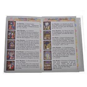 Libretto Santo Rosario Madonna Medjugorje s3