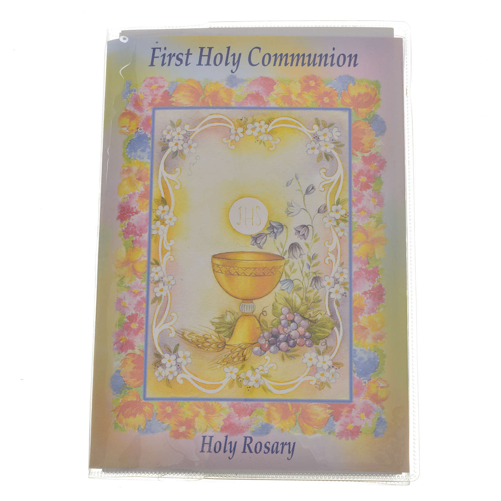 Livre avec chapelet First Holy Communion ANGLAIS 4