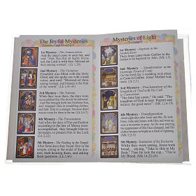 Livre avec chapelet First Holy Communion ANGLAIS s4