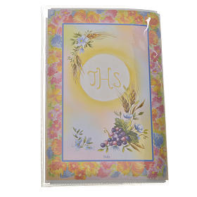 Livre avec chapelet First Holy Communion ANGLAIS s5