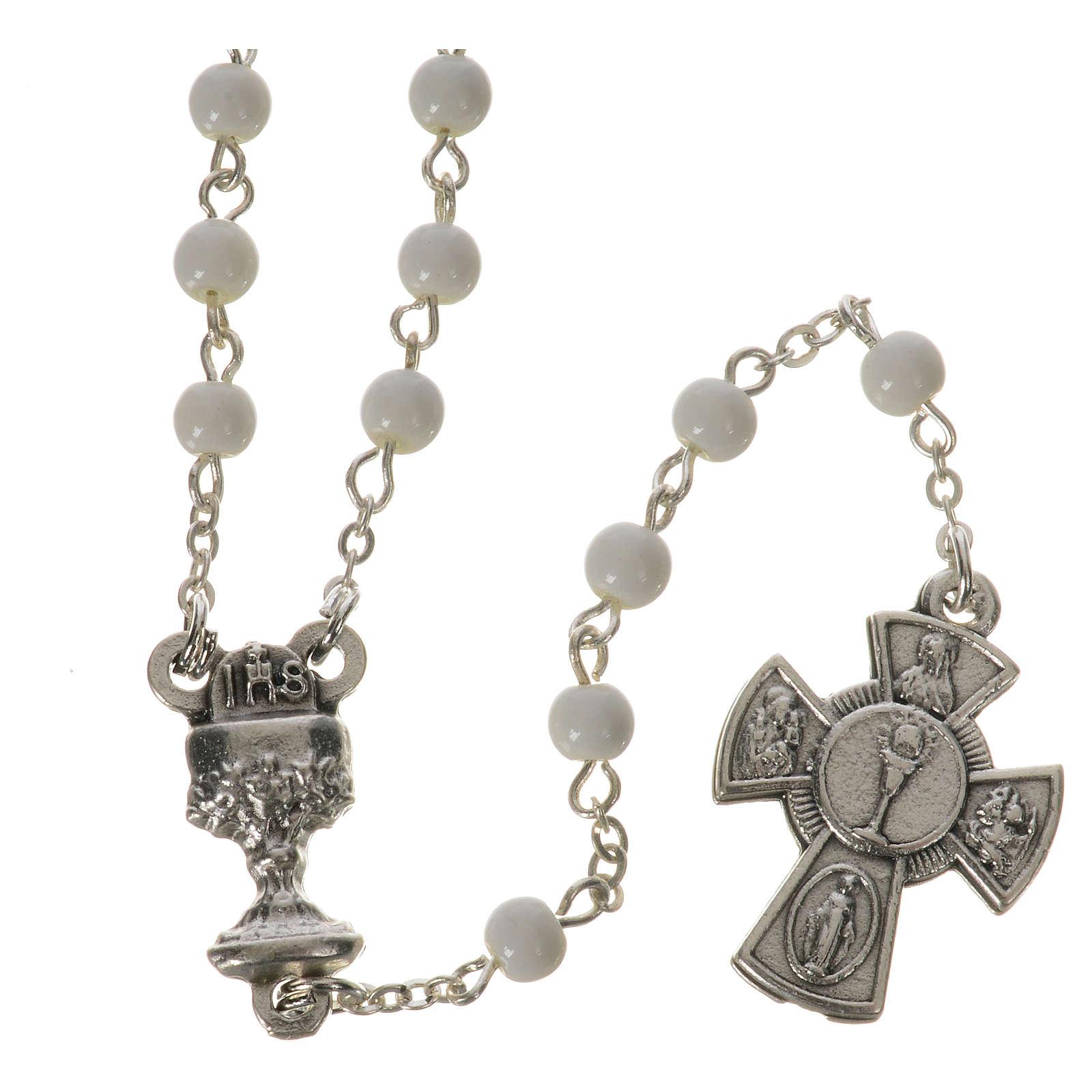 Libretto con rosario First Holy Communion INGLESE 4