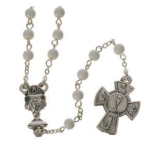 Libretto con rosario First Holy Communion INGLESE s6