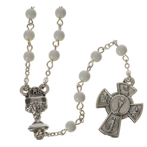 Libretto con rosario First Holy Communion INGLESE 6