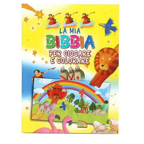 La mia Bibbia per giocare e colorare 1
