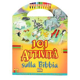Libri per bambini e ragazzi: 101 attività sulla Bibbia