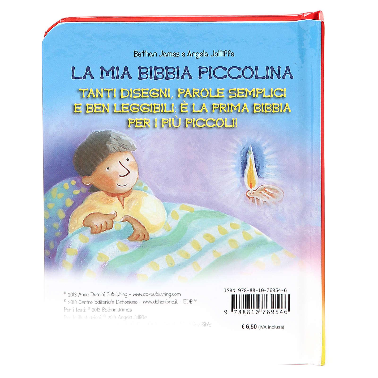 La mia Bibbia piccolina 4