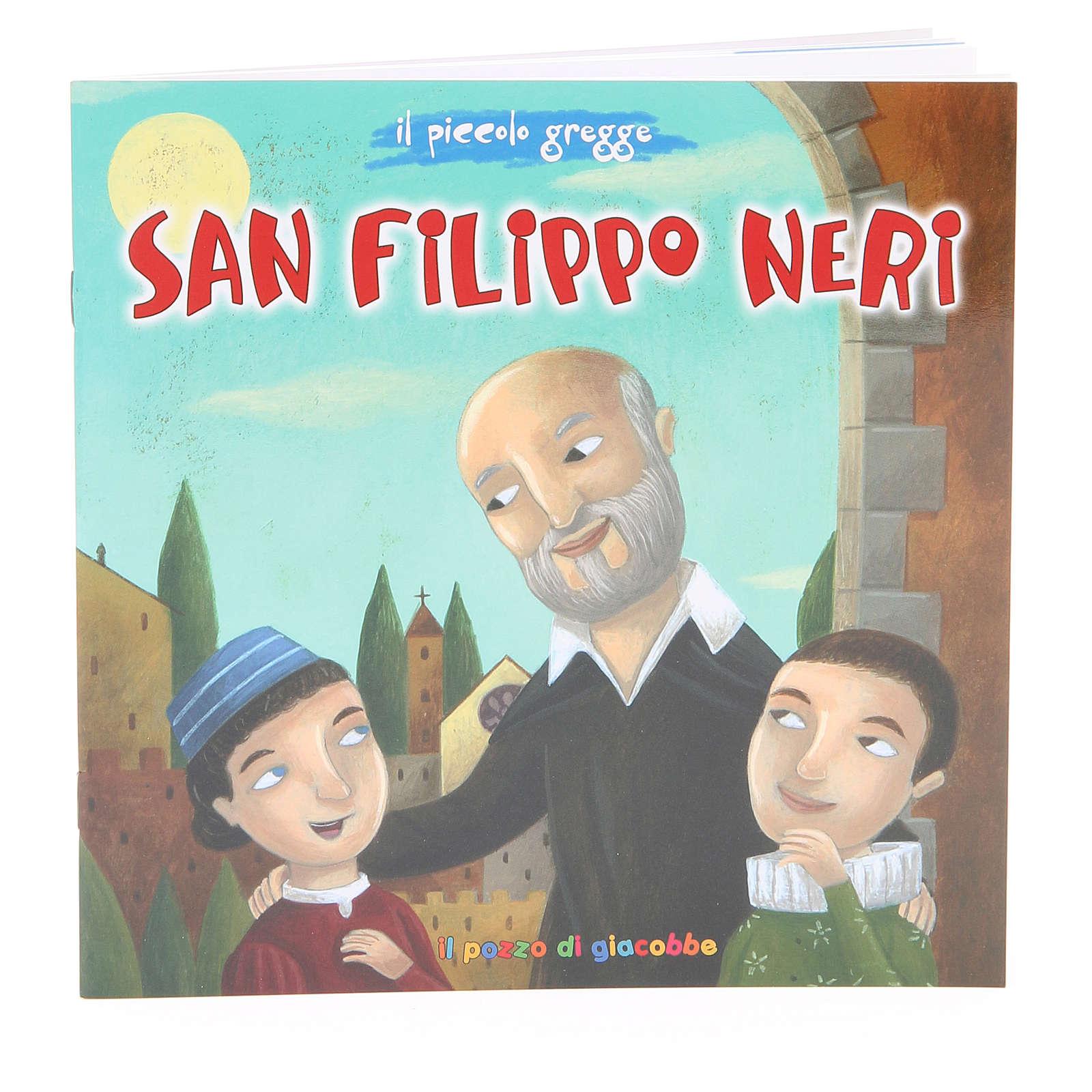 San Filippo Neri libro per bambini 4