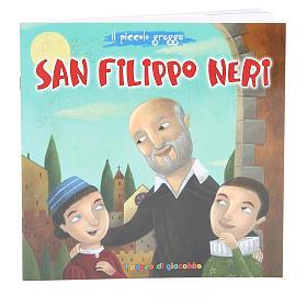 San Filippo Neri libro per bambini s1