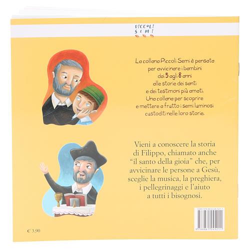 San Filippo Neri libro per bambini 2