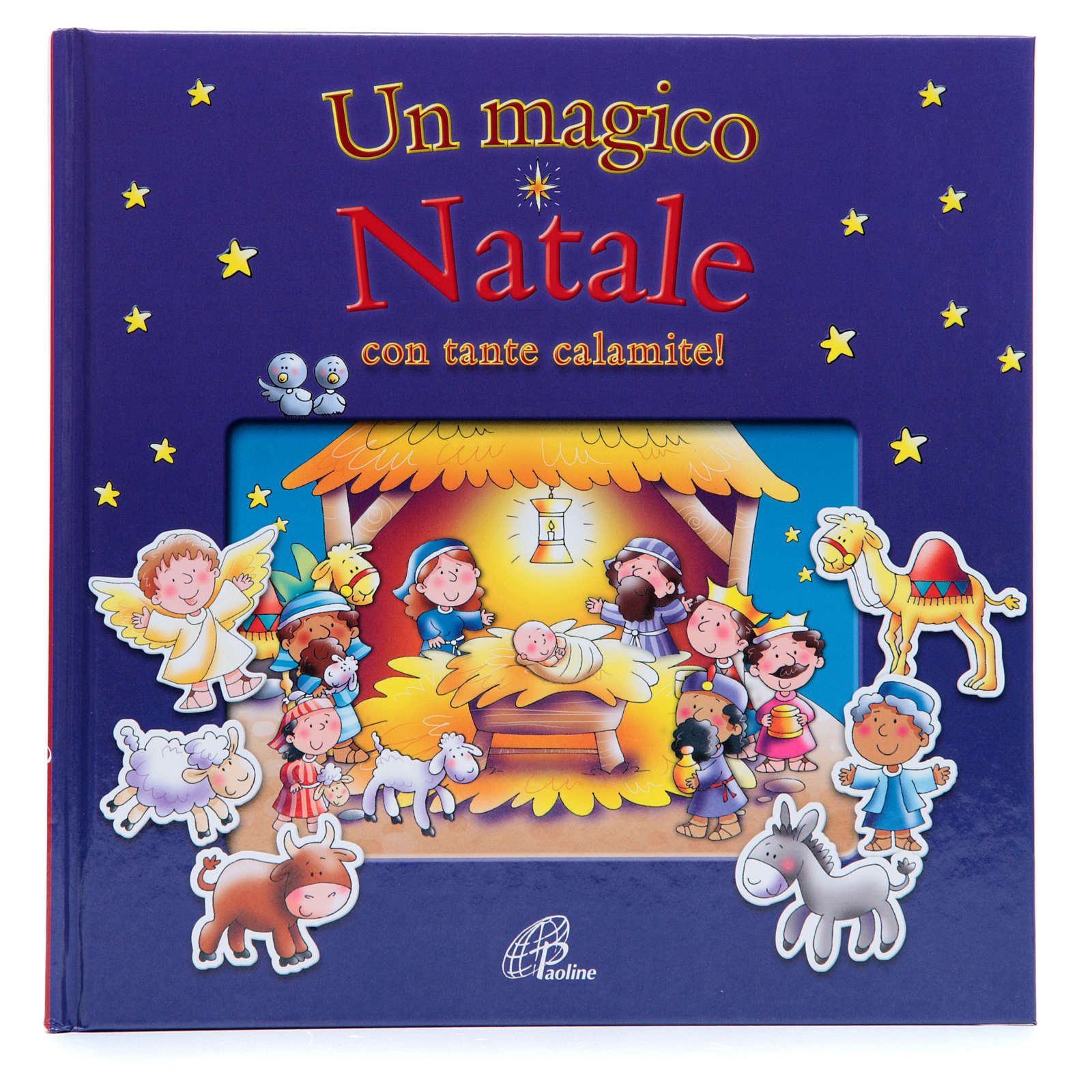 A magical Christmas with many magnets - New edition 4