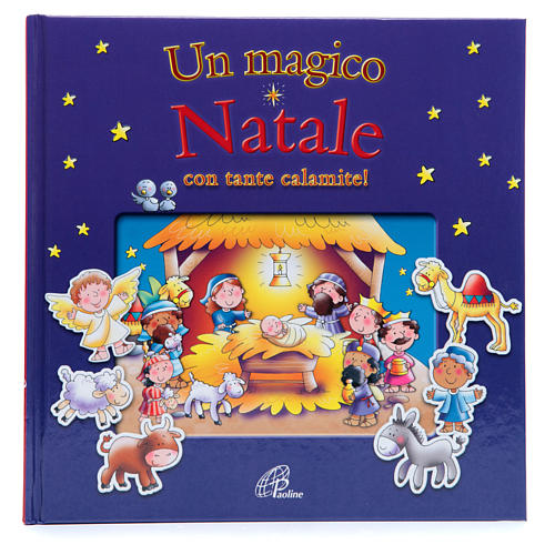 A magical Christmas with many magnets - New edition 1